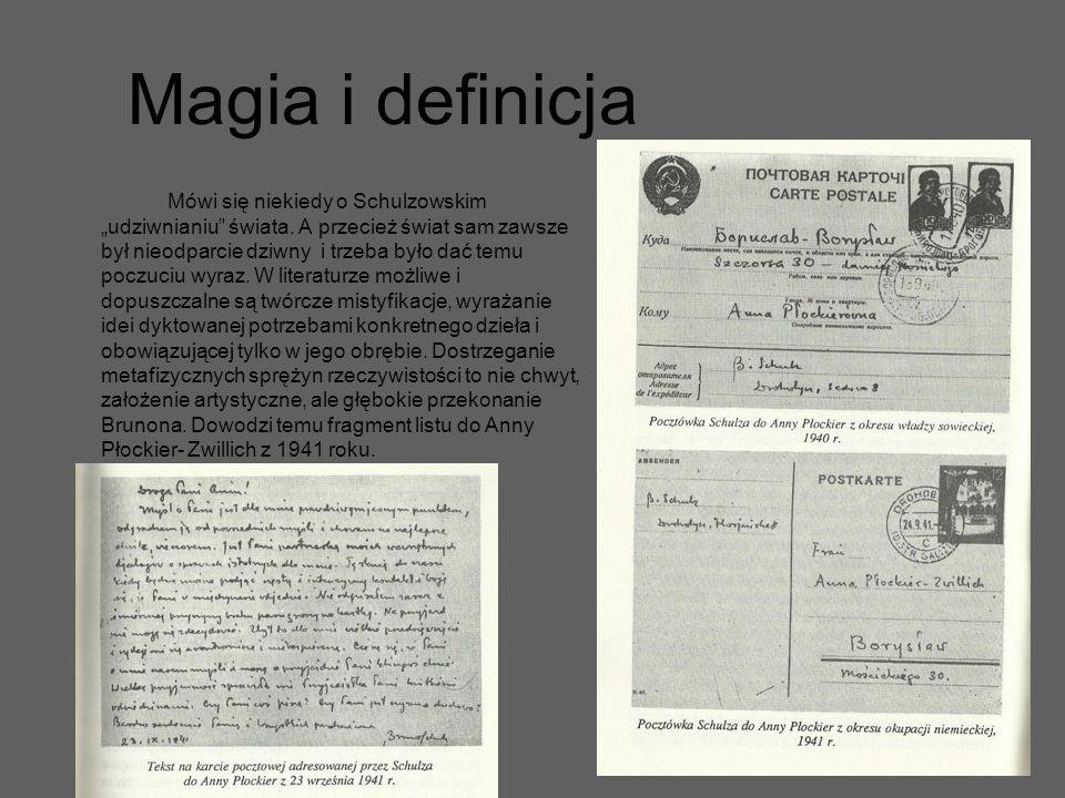 Magia i definicja