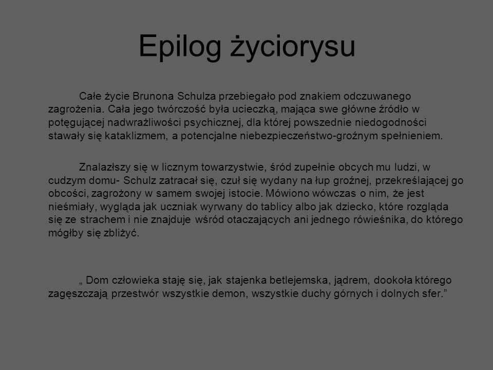 Epilog życiorysu