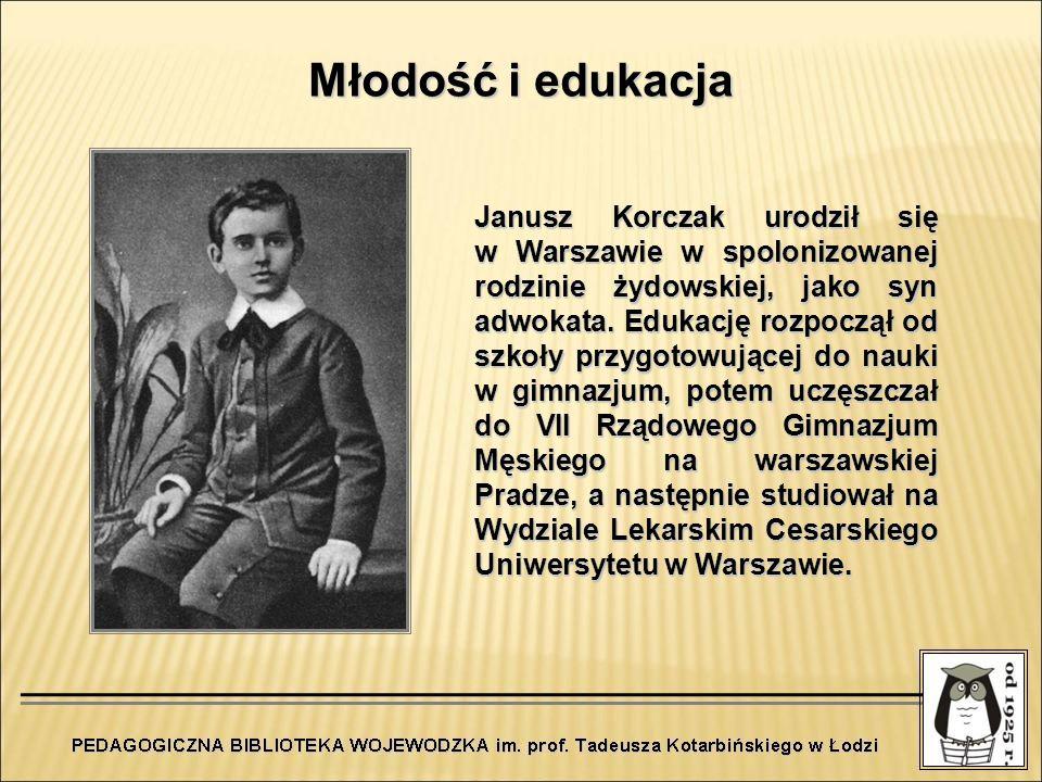 Młodość i edukacja