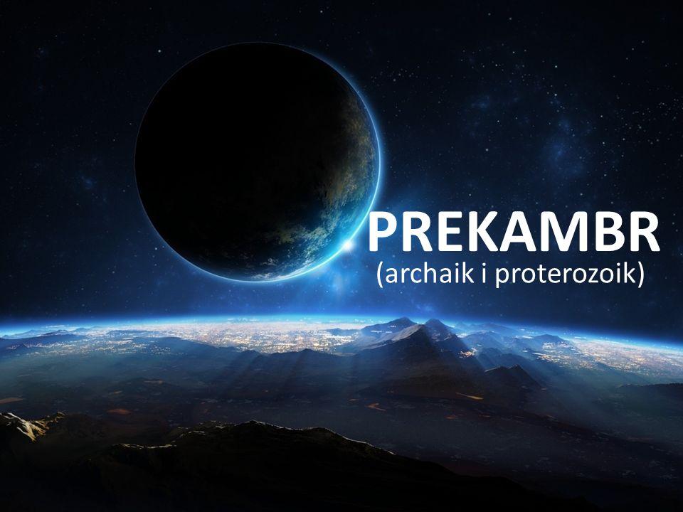 (archaik i proterozoik)
