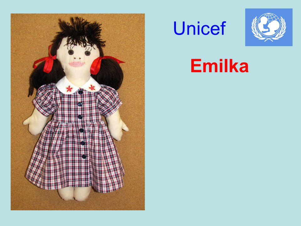 Unicef Emilka