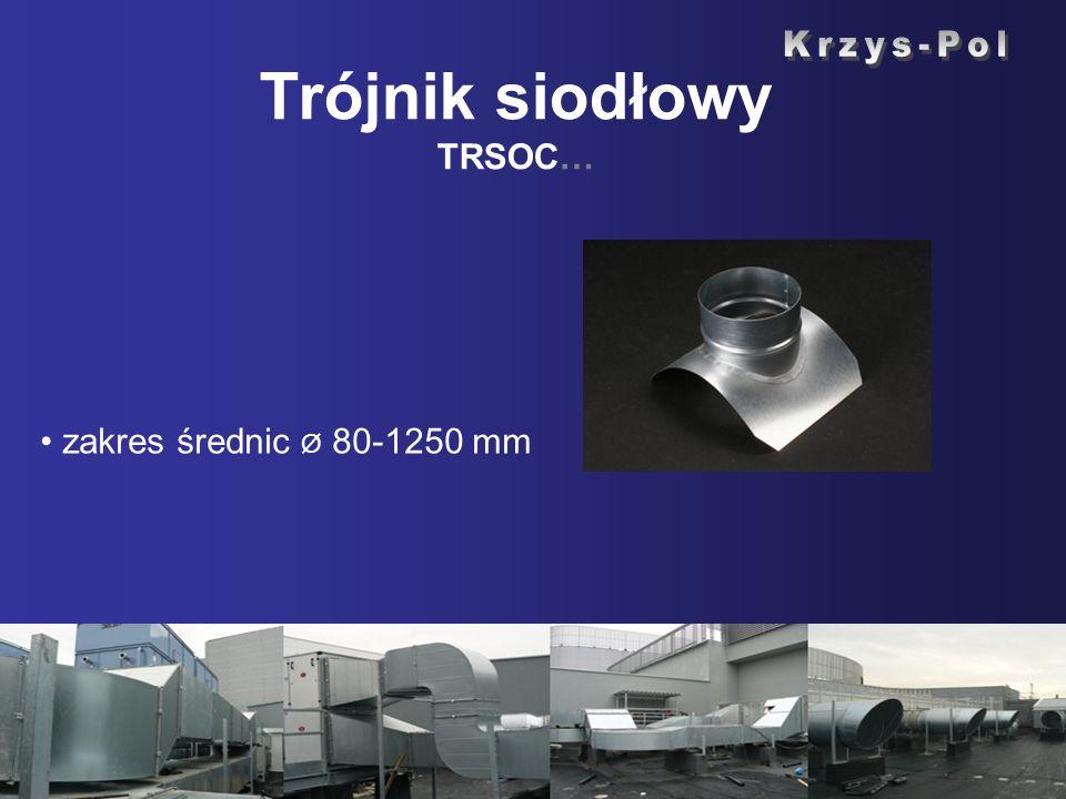 Trójnik siodłowy TRSOC…