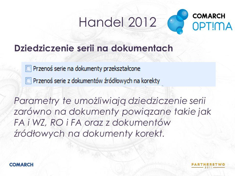 Handel 2012
