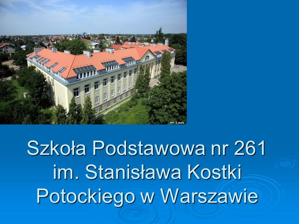 Szkoła Podstawowa nr 261 im. Stanisława Kostki Potockiego w Warszawie