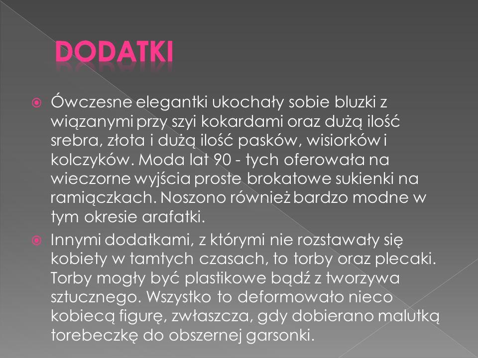 DODATKI