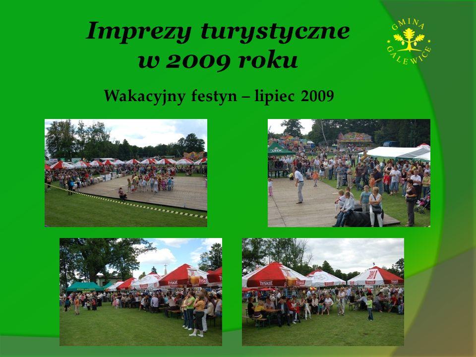 Imprezy turystyczne w 2009 roku