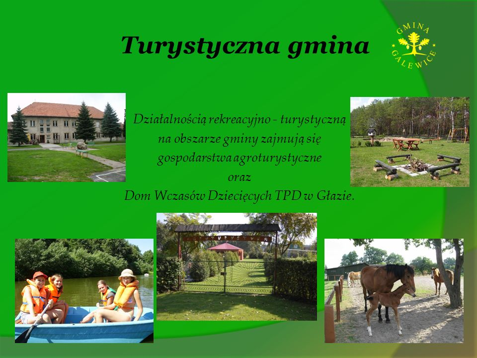 Turystyczna gmina