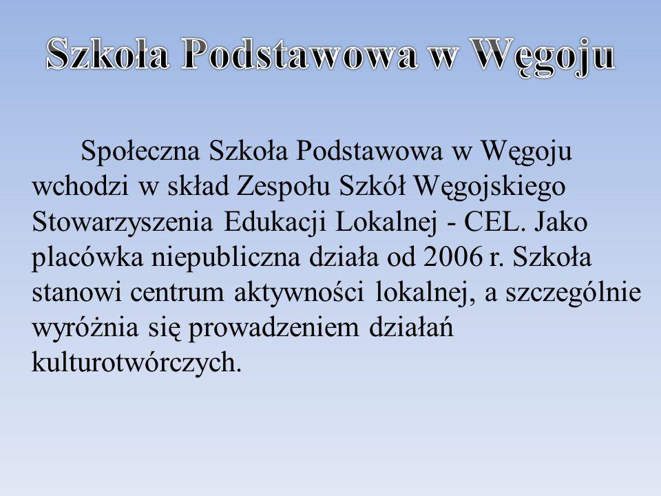 Szkoła Podstawowa w Węgoju