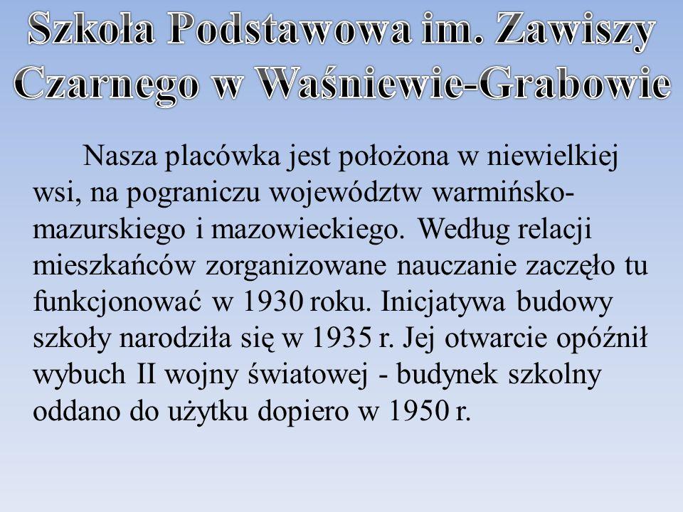 Szkoła Podstawowa im. Zawiszy Czarnego w Waśniewie-Grabowie