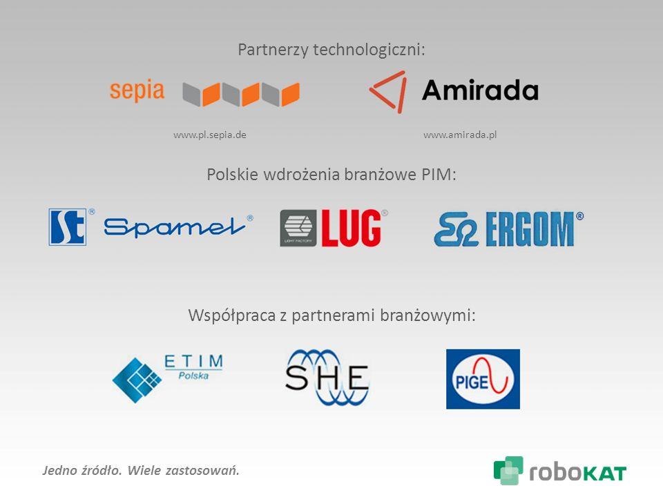 Partnerzy technologiczni: