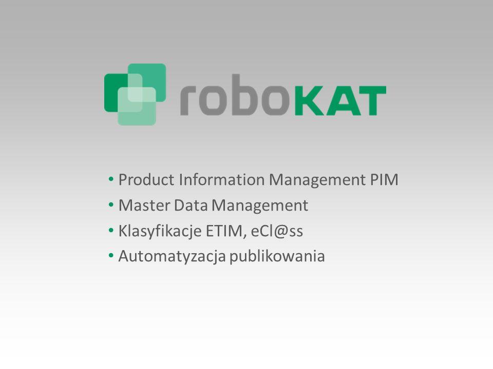 Product Information Management PIM