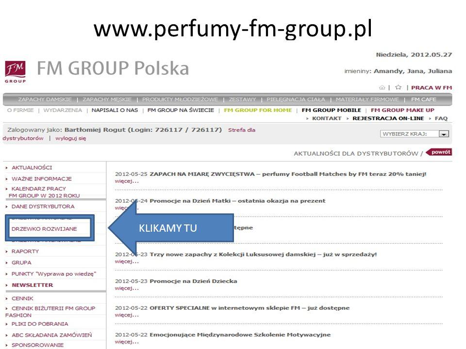 www.perfumy-fm-group.pl KLIKAMY TU