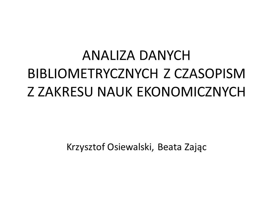 Krzysztof Osiewalski, Beata Zając