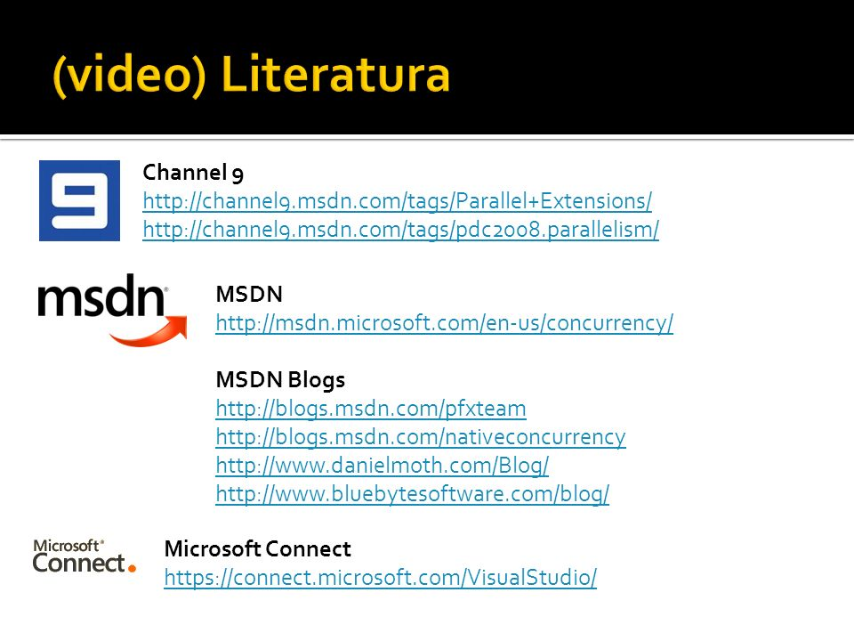 (video) Literatura Channel 9