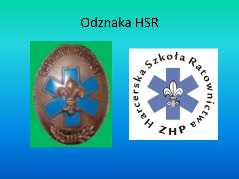 Odznaka HSR