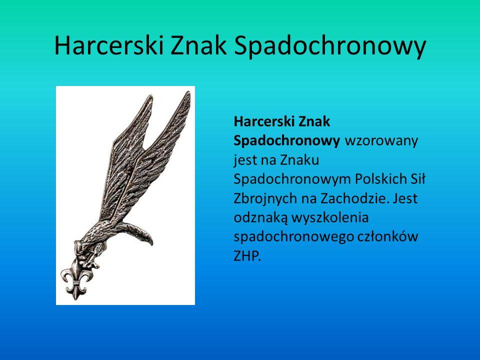 Harcerski Znak Spadochronowy
