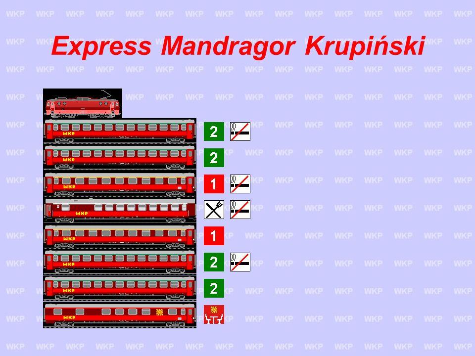 Express Mandragor Krupiński