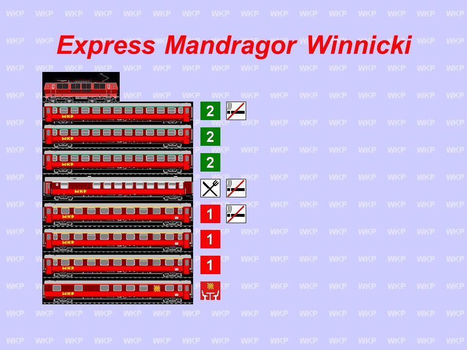 Express Mandragor Winnicki
