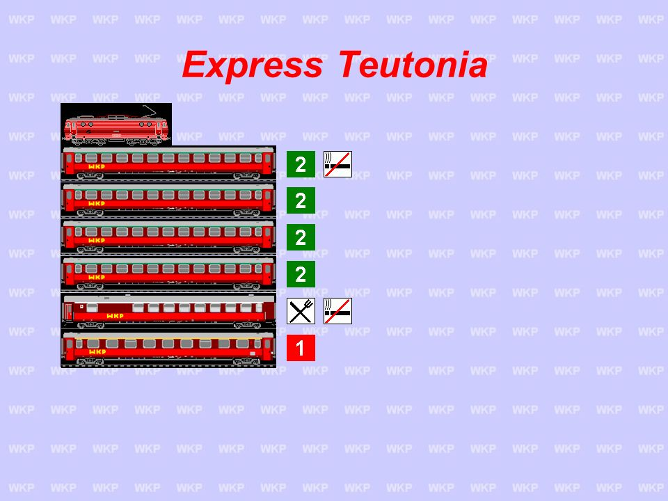 Express Teutonia