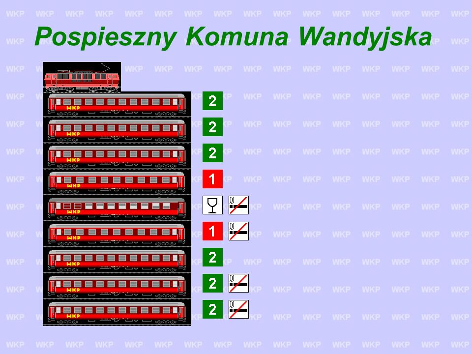 Pospieszny Komuna Wandyjska