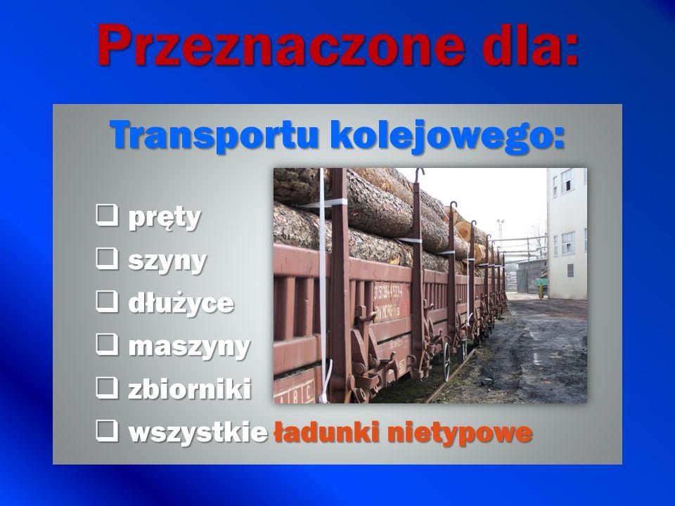 Transportu kolejowego: