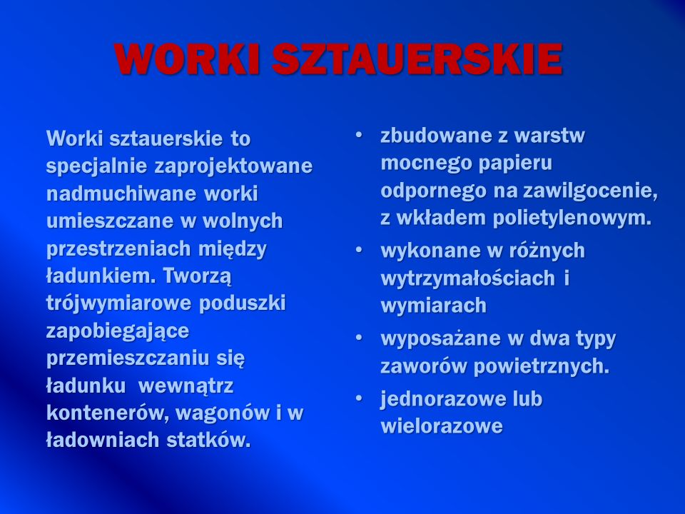 WORKI SZTAUERSKIE