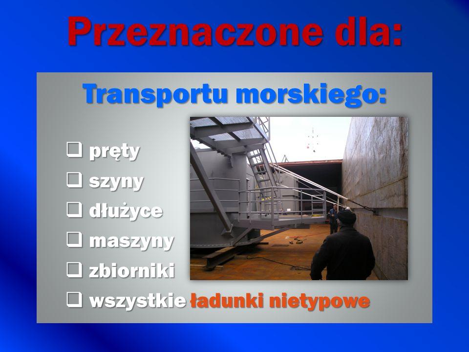 Transportu morskiego: