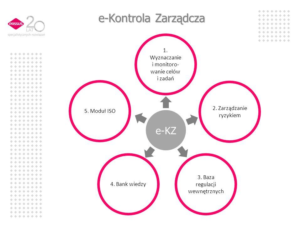 e-Kontrola Zarządcza e-KZ