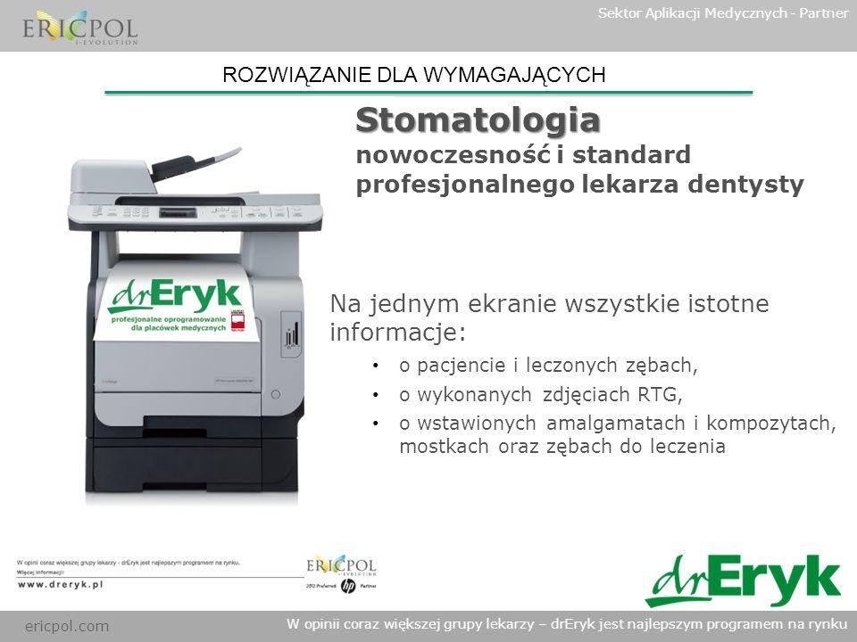 Stomatologia nowoczesność i standard profesjonalnego lekarza dentysty