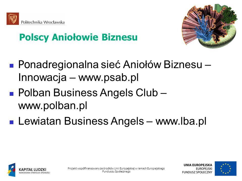 Polscy Aniołowie Biznesu