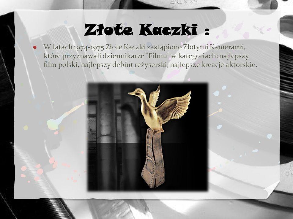 Złote Kaczki :