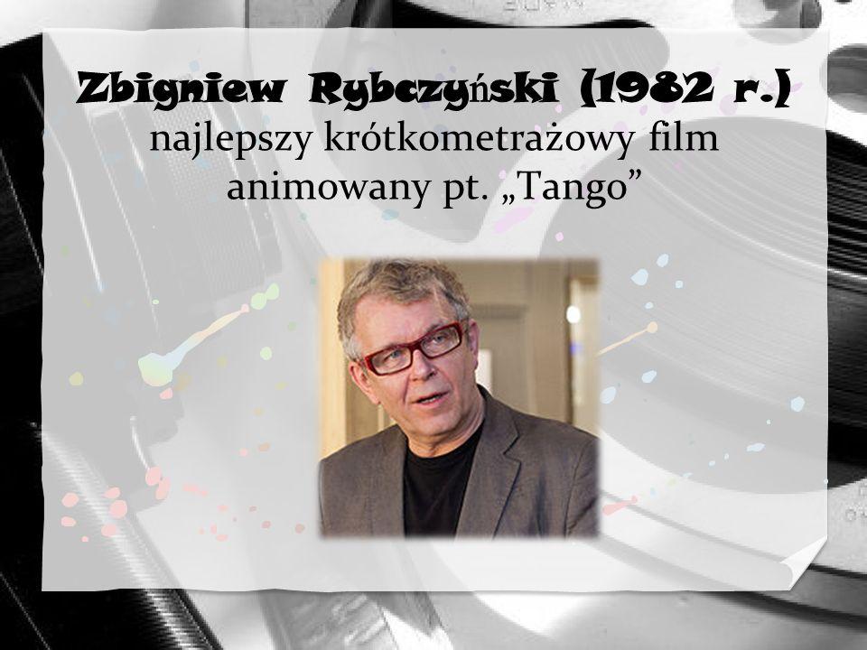 Zbigniew Rybczyński (1982 r