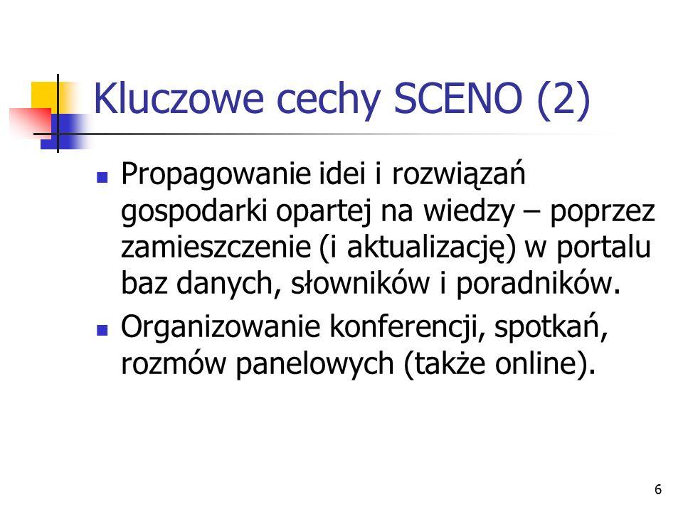 Kluczowe cechy SCENO (2)