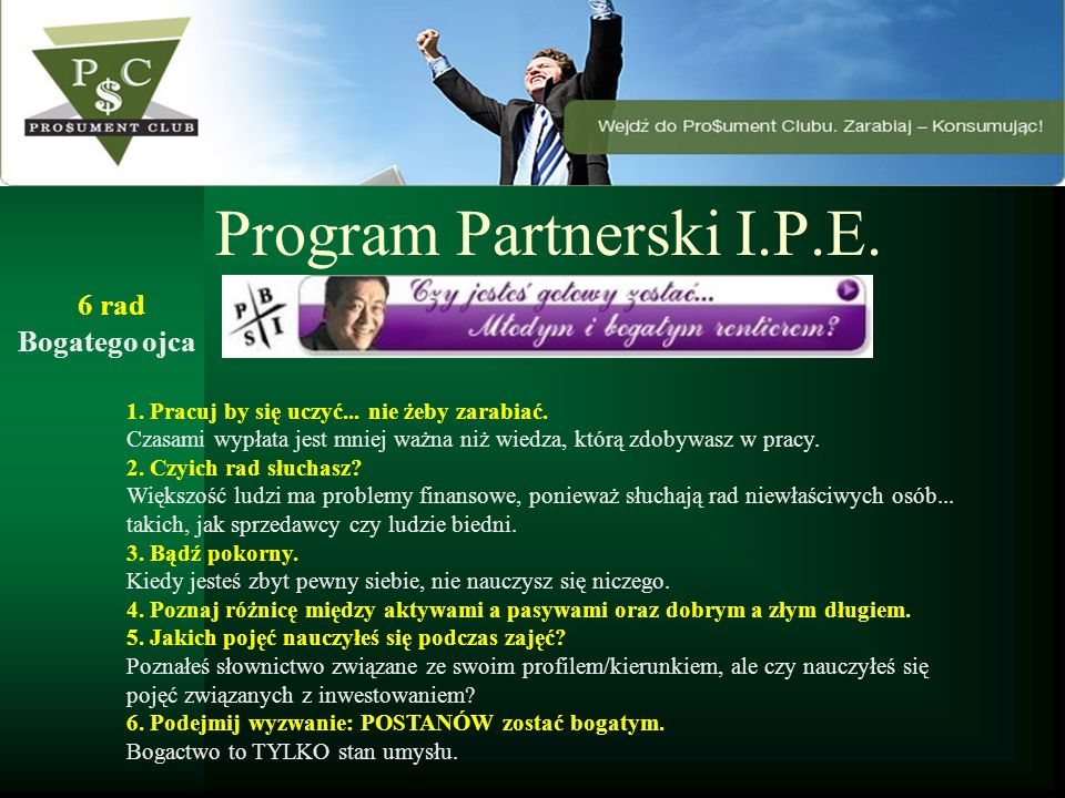 Program Partnerski I.P.E.