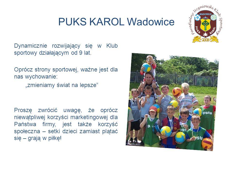 PUKS KAROL Wadowice