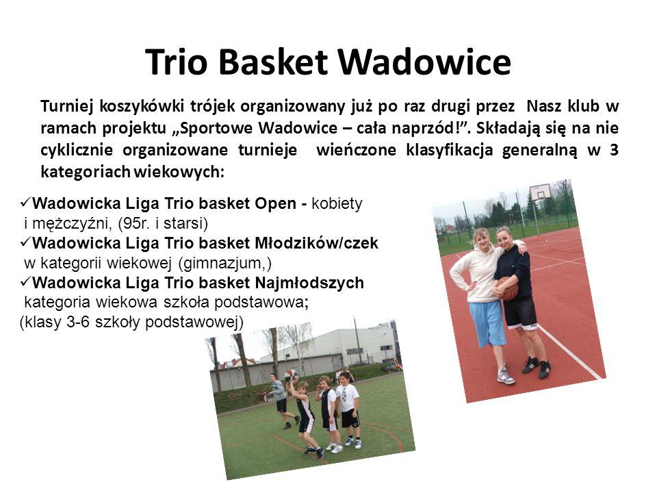 Trio Basket Wadowice