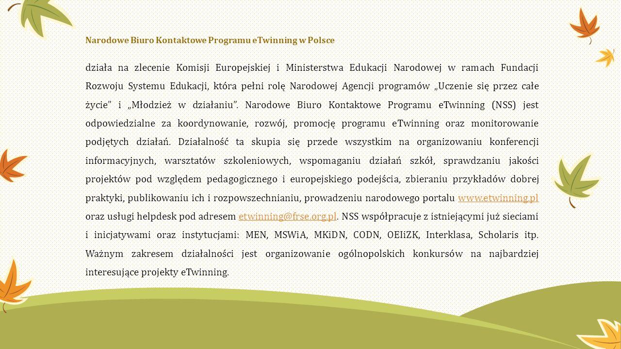 Narodowe Biuro Kontaktowe Programu eTwinning w Polsce