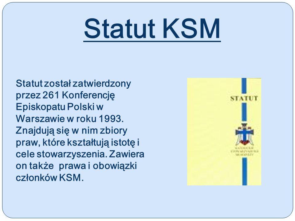 Statut KSM
