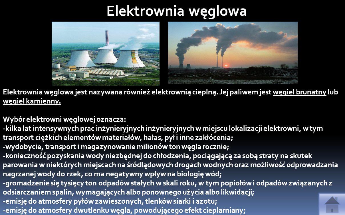 Elektrownia węglowa