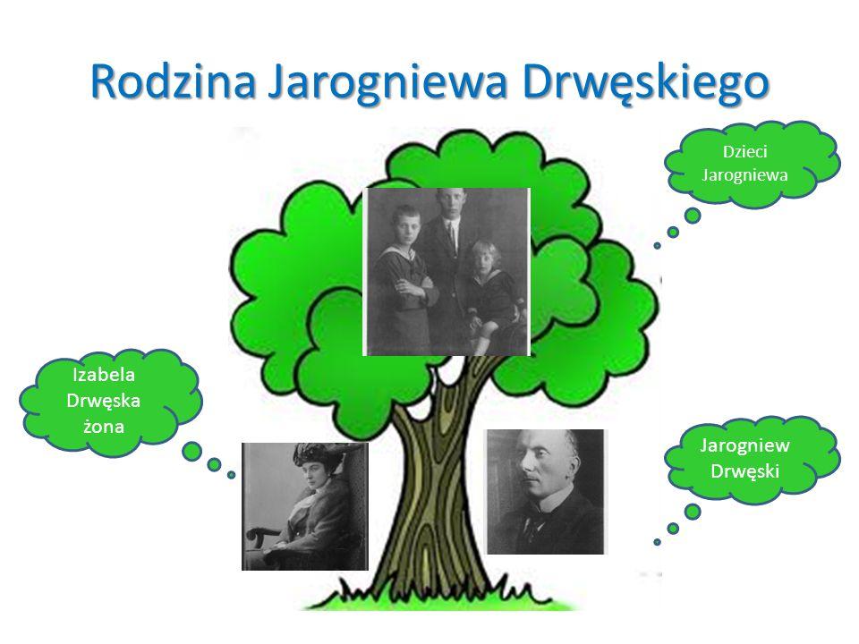 Rodzina Jarogniewa Drwęskiego