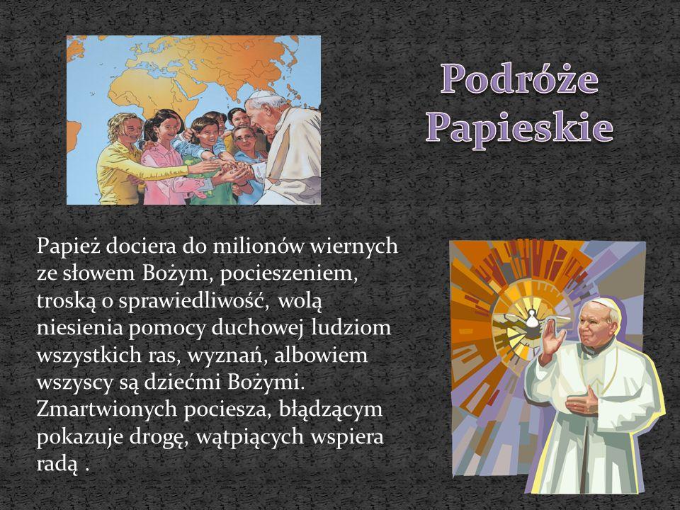 Podróże Papieskie