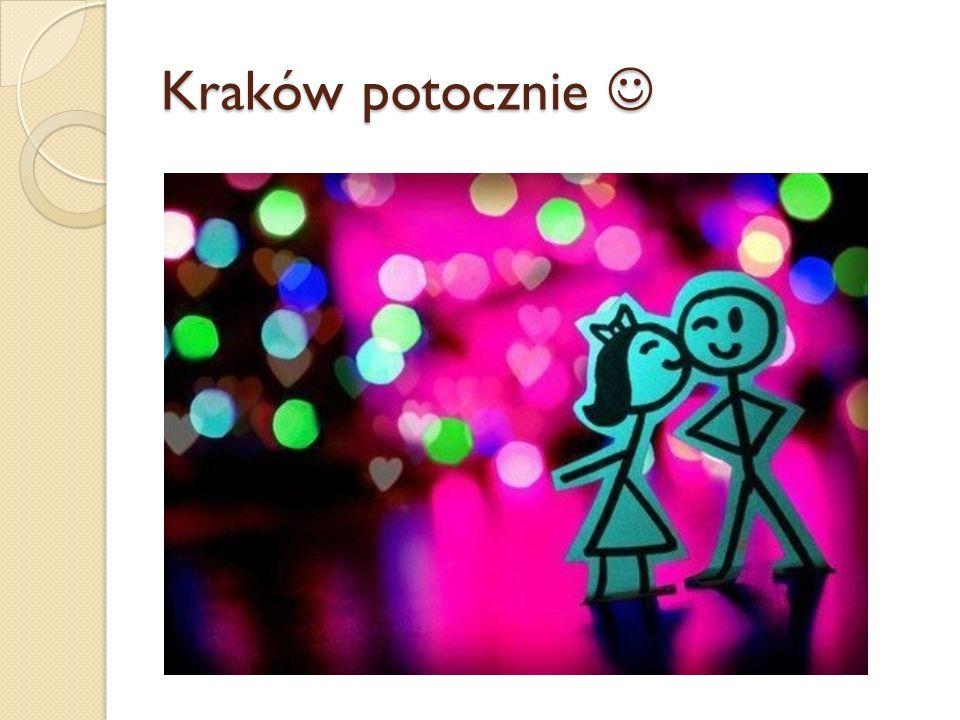 Kraków potocznie 