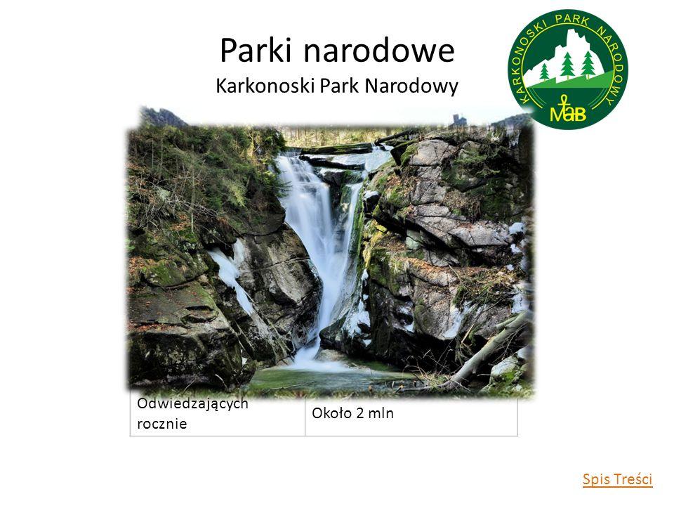 Parki narodowe Karkonoski Park Narodowy