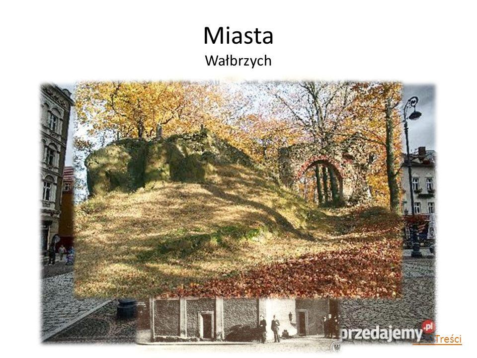 Miasta Wałbrzych Spis Treści