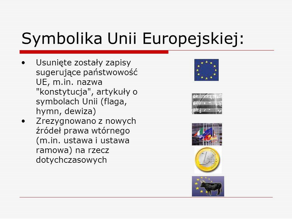 Symbolika Unii Europejskiej: