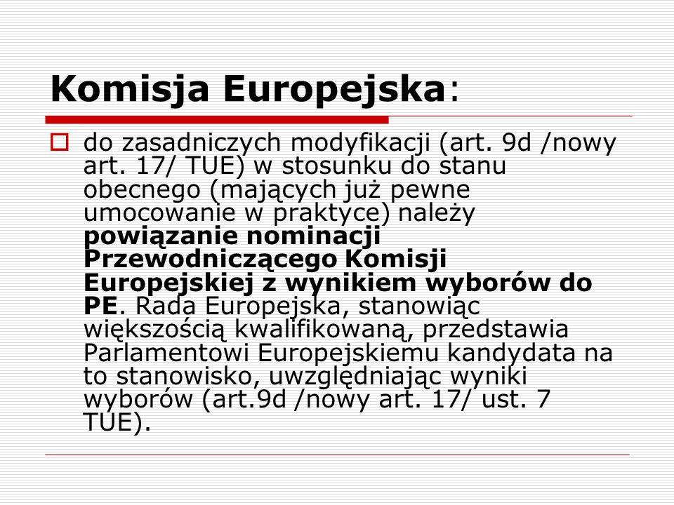Komisja Europejska:
