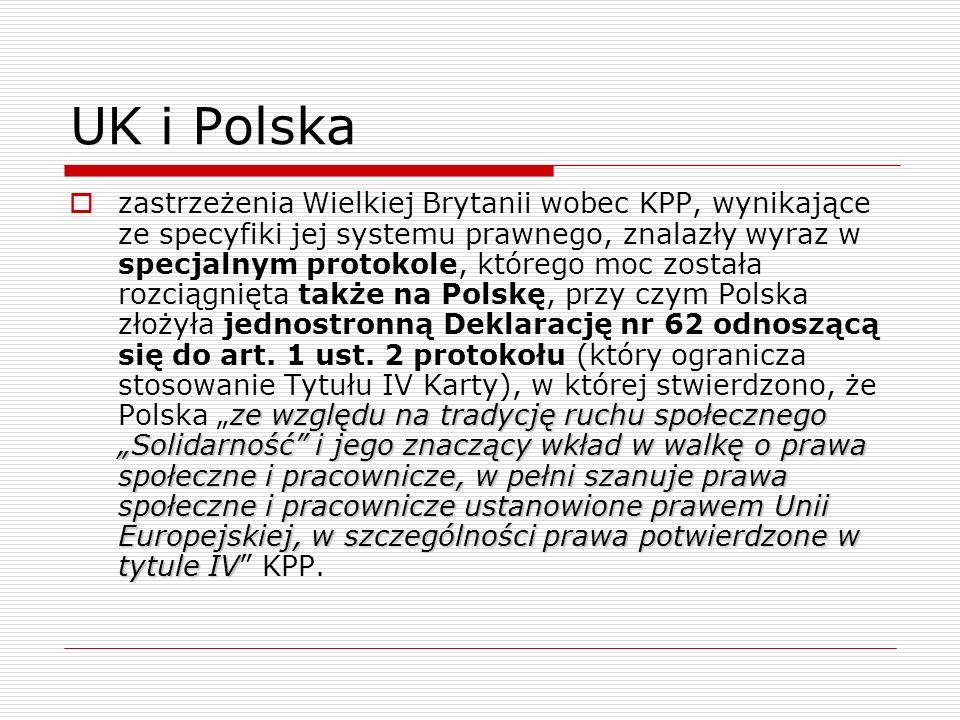 UK i Polska