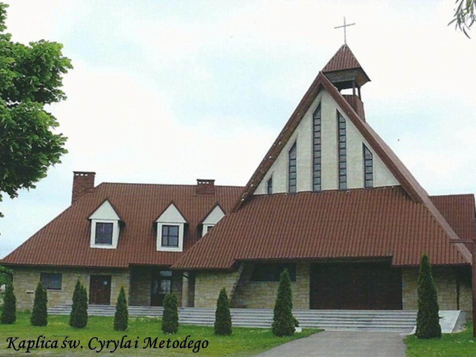 Kaplica św. Cyryla i Metodego