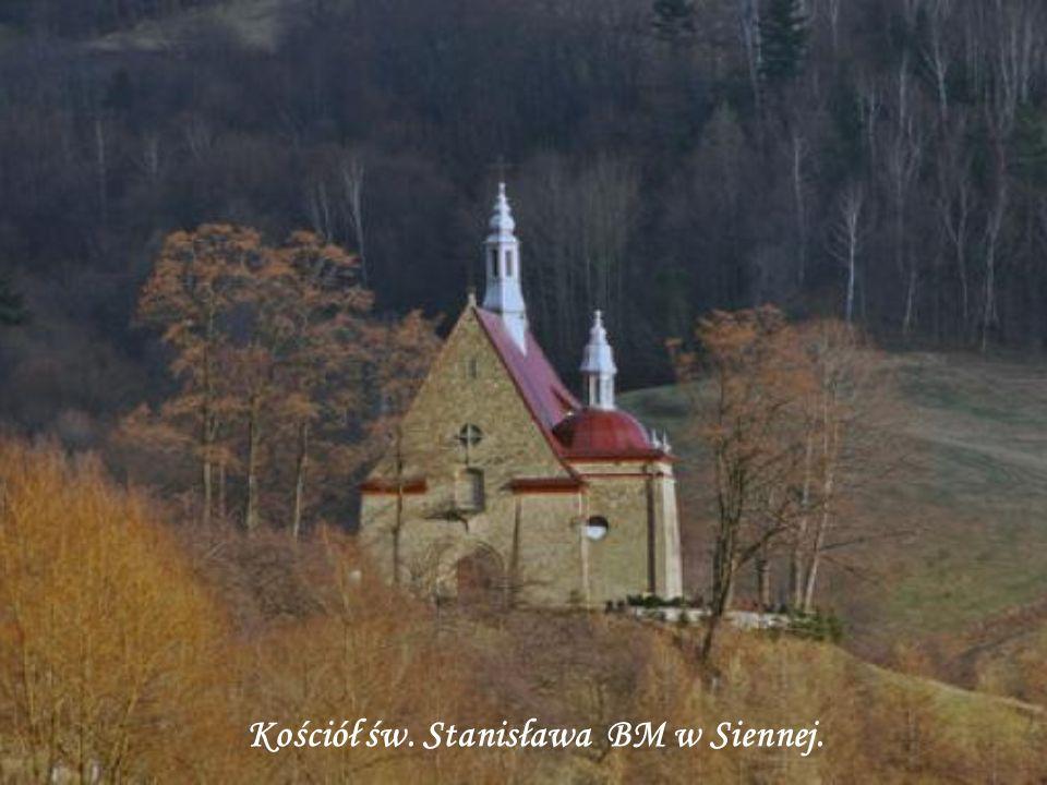 Kościół św. Stanisława BM w Siennej.