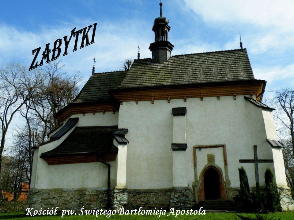 Zabytki Kościół pw. Świętego Bartłomieja Apostoła